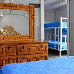 Hostel St. Llorenc Мехико удобства в номере фото 2