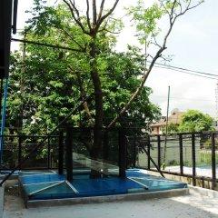 The Art Hostel Bangkok Бангкок спортивное сооружение