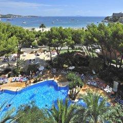 Отель Globales Nova Apartamentos пляж