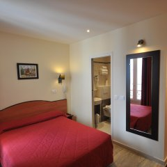 Grand Hotel de Turin комната для гостей