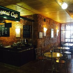 Desert Cave Hotel гостиничный бар