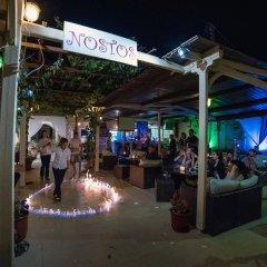 Отель Nostos Hotel Греция, Остров Санторини - отзывы, цены и фото номеров - забронировать отель Nostos Hotel онлайн питание фото 3