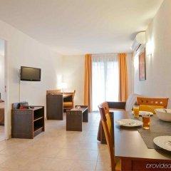 Отель Aparthotel Adagio Access Nice Acropolis Ницца комната для гостей фото 4