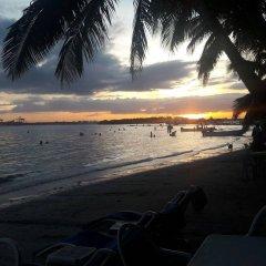 Отель Village on the Beach Доминикана, Бока Чика - отзывы, цены и фото номеров - забронировать отель Village on the Beach онлайн пляж фото 2