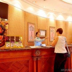 Makati Palace Hotel интерьер отеля фото 2