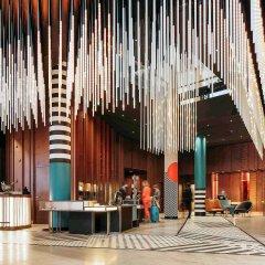 Отель Pullman Berlin Schweizerhof гостиничный бар фото 4