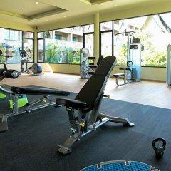 Отель Maikhao Palm Beach Resort фитнесс-зал фото 2