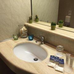 Отель Ascot & Spa Италия, Римини - отзывы, цены и фото номеров - забронировать отель Ascot & Spa онлайн ванная фото 2