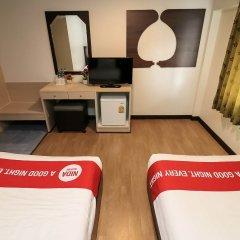 Отель Nida Rooms Pattaya Full Moon фитнесс-зал