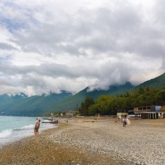 Ilios Hotel пляж фото 2