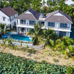 Отель Luna Villa Homestay фото 14