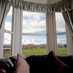 Отель Garfield Guest House Великобритания, Эдинбург - отзывы, цены и фото номеров - забронировать отель Garfield Guest House онлайн комната для гостей фото 4