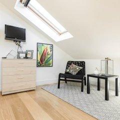 Отель Cosy 1 bedroom in Belsize Park Великобритания, Лондон - отзывы, цены и фото номеров - забронировать отель Cosy 1 bedroom in Belsize Park онлайн фото 6