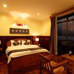 Ayarwaddy River View Hotel комната для гостей
