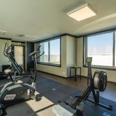 Отель HF Ipanema Porto фитнесс-зал фото 2