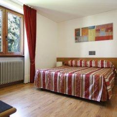 Hotel Alpina Пинцоло комната для гостей