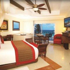 Отель Hilton Playa Del Carmen комната для гостей