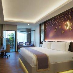 Отель Chanalai Garden Resort, Kata Beach комната для гостей фото 8
