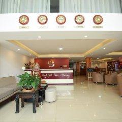 Отель Lien Huong Далат интерьер отеля фото 3