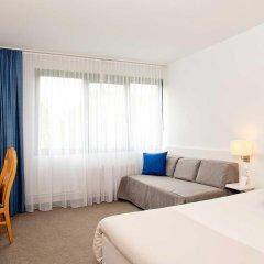 Отель Novotel Wroclaw City 3* Улучшенный номер с разными типами кроватей фото 3