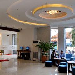 Отель The World Hotel Nha Trang Вьетнам, Нячанг - 4 отзыва об отеле, цены и фото номеров - забронировать отель The World Hotel Nha Trang онлайн интерьер отеля фото 2