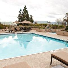 Отель Crowne Plaza San Jose-Silicon Valley бассейн фото 3
