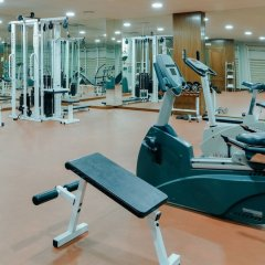 Отель Hesperia Sant Joan Suites фитнесс-зал фото 2