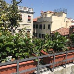 Апартаменты Venice Apartments San Samuele балкон