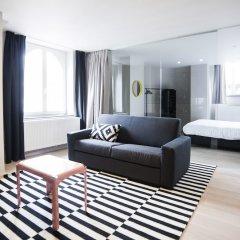 Отель Smartflats Design - Meir Бельгия, Антверпен - отзывы, цены и фото номеров - забронировать отель Smartflats Design - Meir онлайн комната для гостей фото 3
