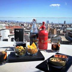 Отель Crowne Plaza Barcelona - Fira Center балкон