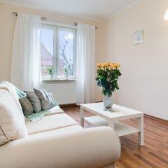 Апартаменты Elite Apartments City Center Korzenna Гданьск комната для гостей фото 4