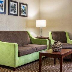 Отель Comfort Inn At Carowinds Южный Бельмонт комната для гостей фото 2