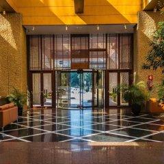 Hotel Silken Puerta Madrid интерьер отеля