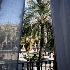 Hotel DO Plaça Reial балкон