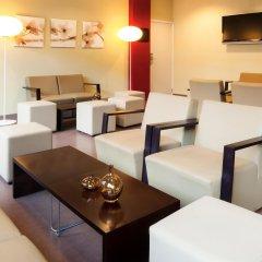Отель Ibis Centre Gare Midi Брюссель гостиничный бар