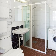 Apartments at Hotel Riverton ванная