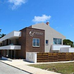 Отель Obidos Lagoon Wellness Retreat Обидуш вид на фасад