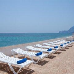 Hotel Cap Negret пляж