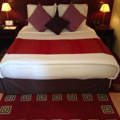 Отель Rihab Hotel Марокко, Рабат - отзывы, цены и фото номеров - забронировать отель Rihab Hotel онлайн комната для гостей фото 3