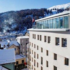 Отель Art Boutique Monopol Швейцария, Санкт-Мориц - отзывы, цены и фото номеров - забронировать отель Art Boutique Monopol онлайн фото 2