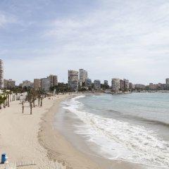 Hotel Albahia пляж фото 2