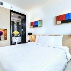 Отель Vic3 Bangkok комната для гостей фото 5