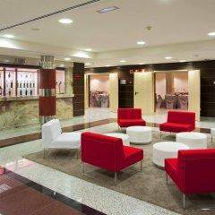Отель Crowne Plaza Madrid Airport интерьер отеля фото 2