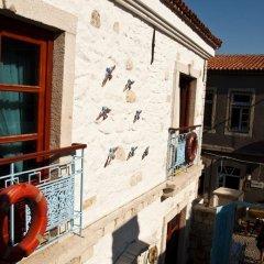 Alacati Life Hotel Чешме балкон