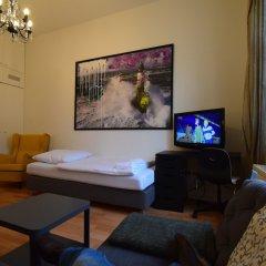 Апартаменты Tolstov-Hotels Big 2 Room City Apartment комната для гостей фото 3