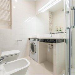 Отель P&o Jasna Польша, Варшава - отзывы, цены и фото номеров - забронировать отель P&o Jasna онлайн ванная