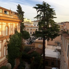 Отель B&B Casa Vicenza балкон