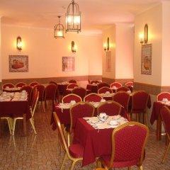 Отель Grande Pensão Alcobia питание фото 2