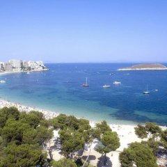 Отель Alua Calvià Dreams (ex The Fergus) пляж