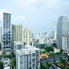 Отель Windsor Suites And Convention Бангкок балкон